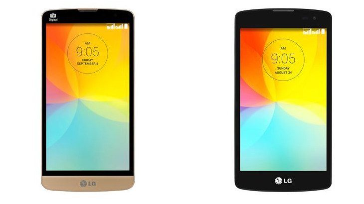 The LG G2 Light and LG L Prime surface online