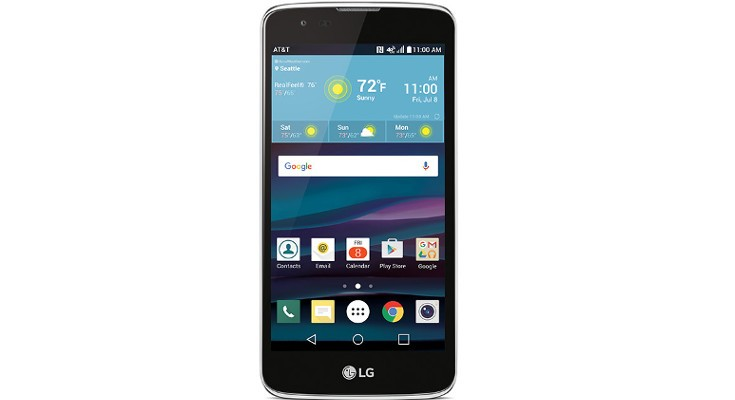 LG Phoenix 2 is headed to AT&T for $99
