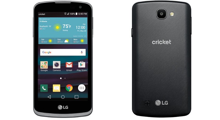 The Budget-Friendly LG Spree comes to Cricket Wireless March 11