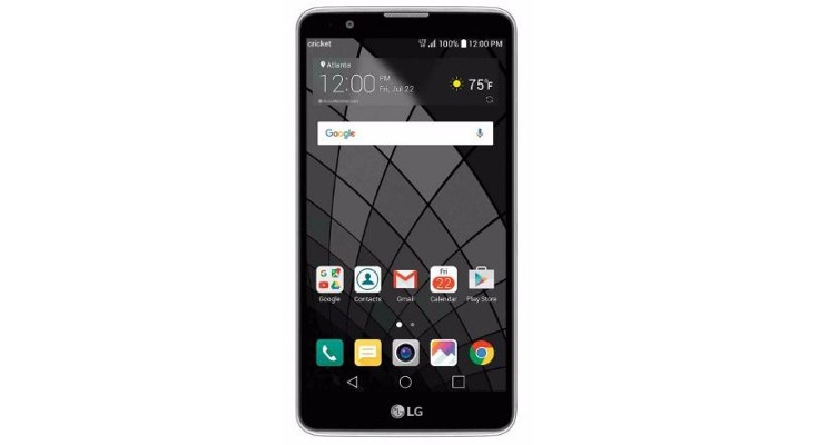 LG Stylo 2 priced at $169 for Cricket Debut