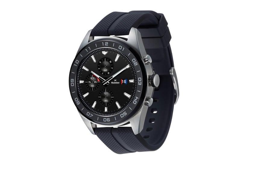 LG Watch W7 revealed
