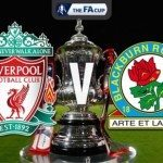 LIverpool vs Blackburn FA cup