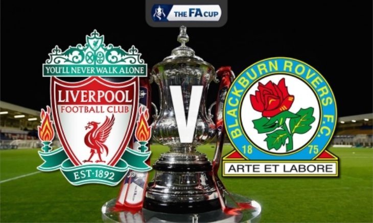 LIverpool vs Blackburn FA cup