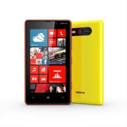 Nokia Lumia 920 with Telstra and 820 with Vodafone and Optus