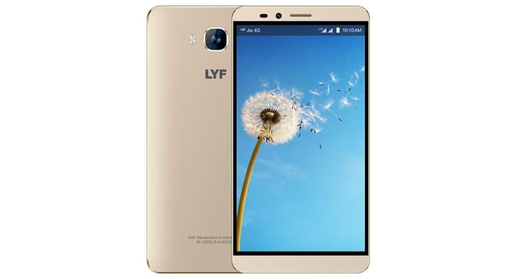 Reliance launches the LYF Wind 2 for India, priced at Rs. 8,299