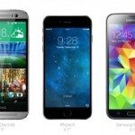 Larger iPhone 6 compared to rival offerings