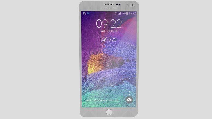 Latest Galaxy Note 5 idea b