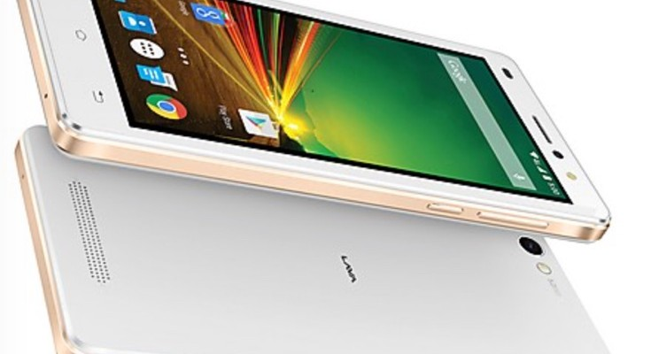 Lava A71 4G has budget price and front and back flash