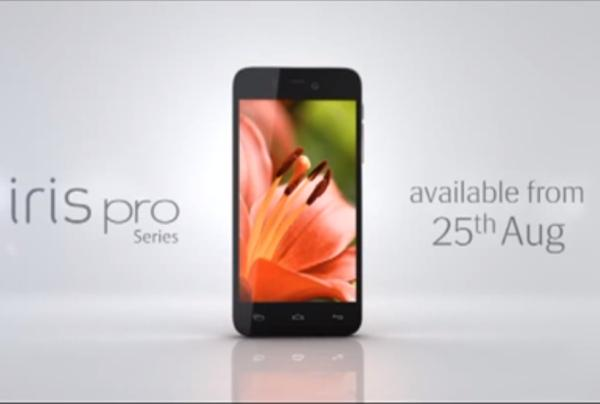 Lava Iris Pro to battle Micromax Canvas 4