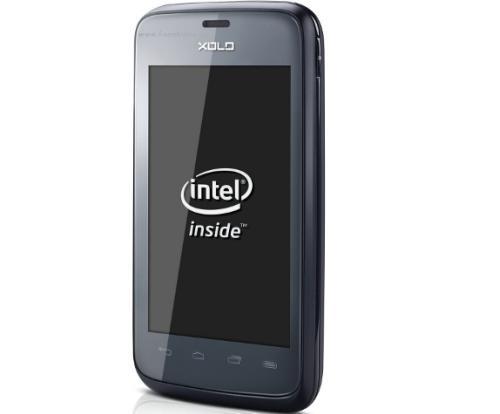 Lava Xolo X500 dual-SIM Intel smartphone looks boring