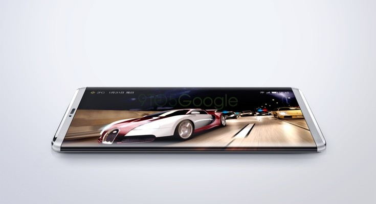 LeEco concept phone design to drool over