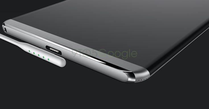 LeEco concept phone b
