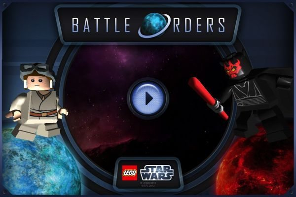 Lego Star Wars Battle Orders