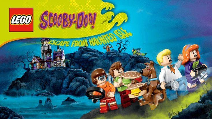 LEGO Scooby Doo Haunted Isle