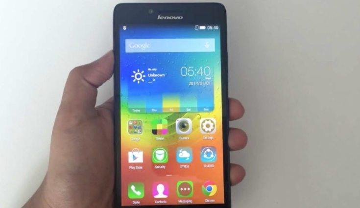 Lenovo A6000 Plus problems reported with Lollipop update