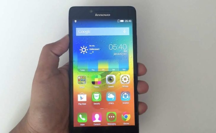 Lenovo A6000 Plus Unboxing And Initial Thoughts