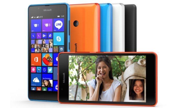 Lenovo S60 vs Lumia 540 b