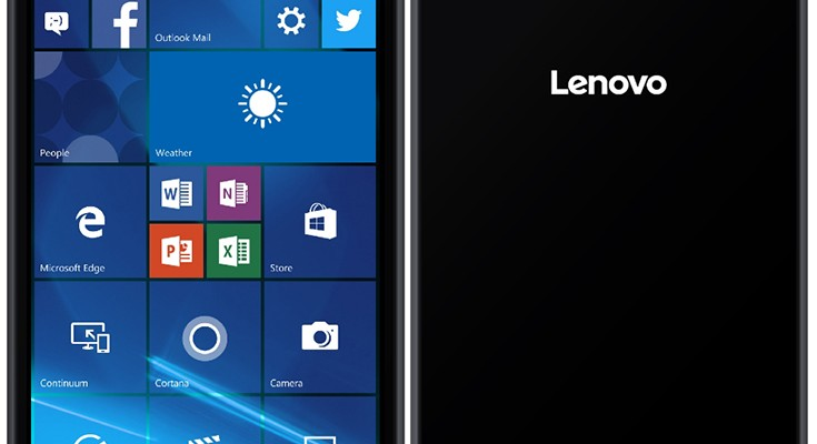 Lenovo SoftBank 503LV Announced, First Ever Windows 10 Phone From the Company