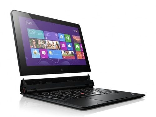 Lenovo ThinkPad Helix Windows 8 Tablet with ultrabook specs