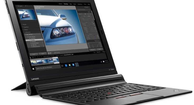 Lenovo ThinkPad X1 price for tablet and modular attachments