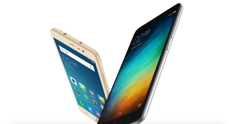 Lenovo Vibe K5 Plus vs Xiaomi Redmi Note 3 b