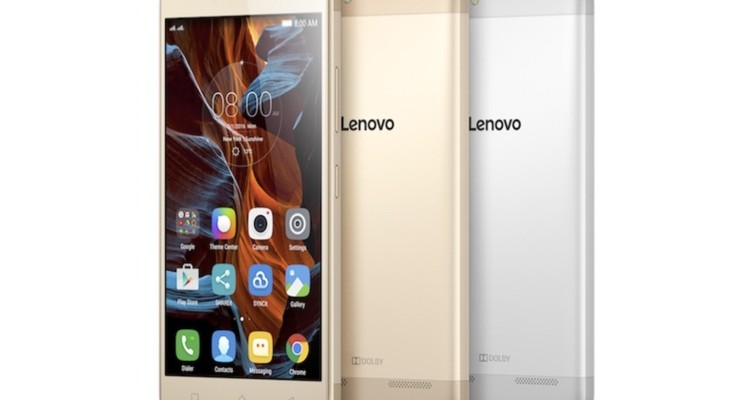 Lenovo Vibe K5, K5 Plus prices and specs, availability in March