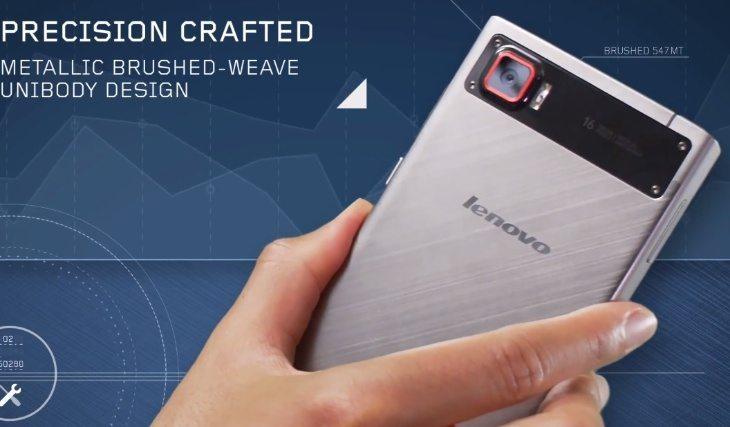Lenovo Vibe Z2 Pro confirmed specs b