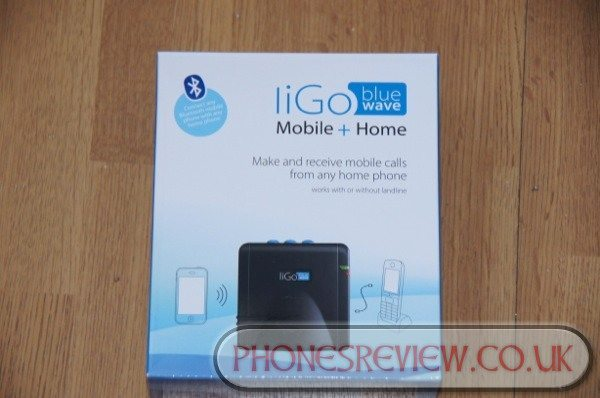 LiGo Bluewave Link to Mobile Hub- Hands-on Review