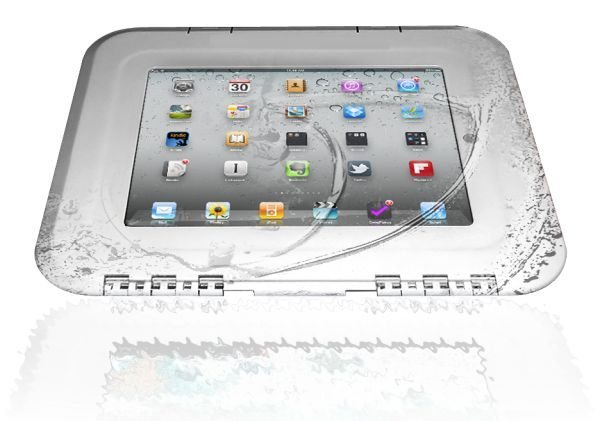 Lifejacket iPad case for extreme weather