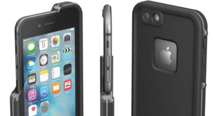 Lifeproof waterproof cases for iPhone 6S b