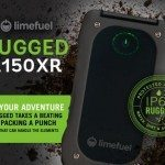 Limefuel Rugged L150XR 15000mAh backup battery is already successful