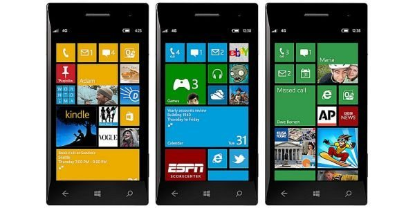 Live Tiles problem after Windows Phone 7.8 update