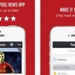 Liverpool FC app