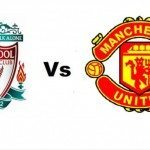 Liverpool vs Man Utd match page