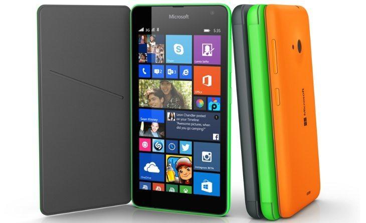 Lumia 535 vs Galaxy Core 2 a