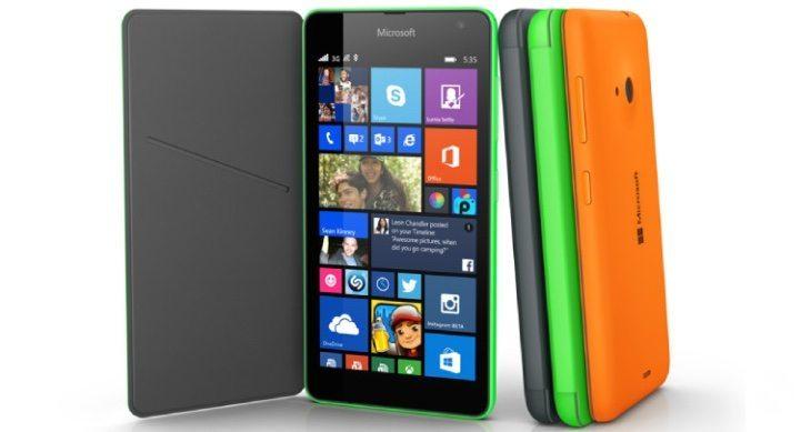 Lumia 535 vs Lumia 530