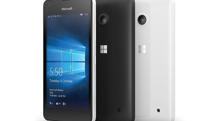 Lumia 550 UK price and pre-orders at Carphone Warehouse