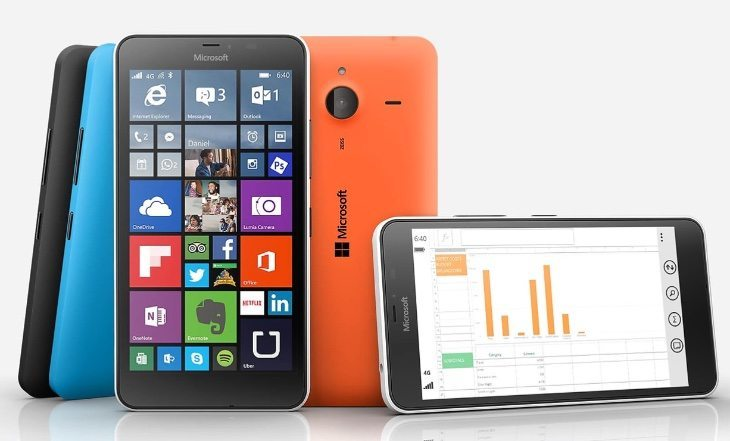 Lumia 640 XL vs Lumia 730