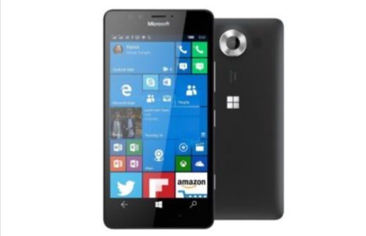 Lumia 550 price in india