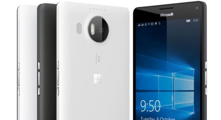 Lumia 950, 950 XL Dual SIM India prices