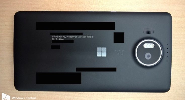 Microsoft Lumia 950 and 950 XL price indicators and camera news