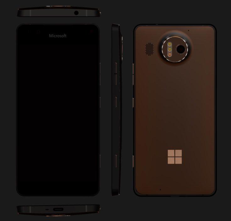 Lumia 955 concept d