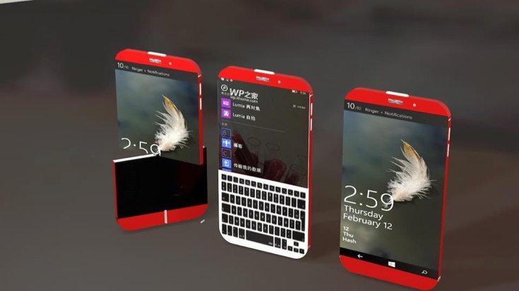 Lumia Yega Concept Phone