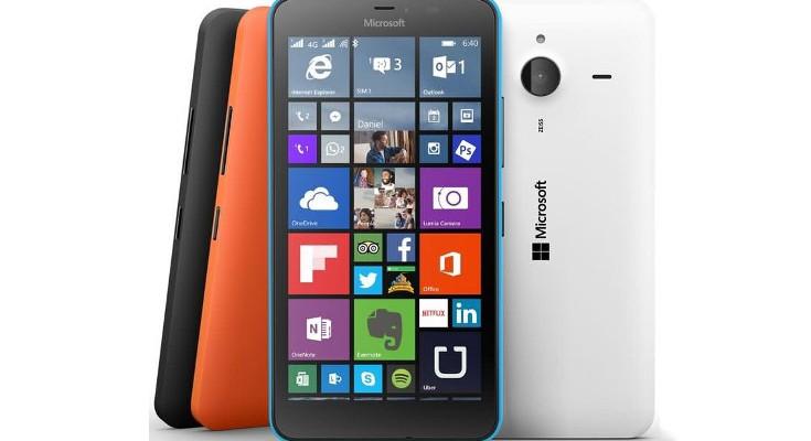 Microsoft 640XL Lte