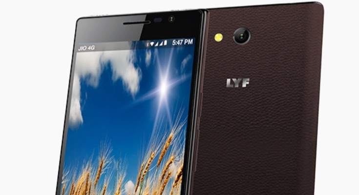 Lyf Flame 2, Lyf Wind 4 prices confirmed for 4G budget phones