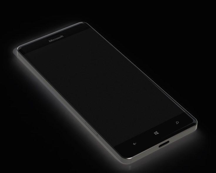 MIcrosoft Lumia 950 concept