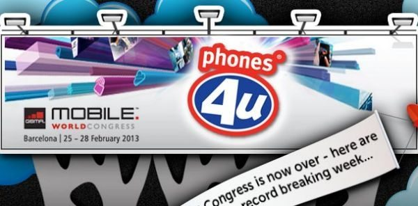 MWC 2013 intro infographic breakdown by Phones 4u