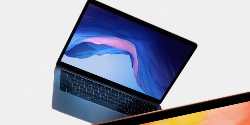 Macbook Air 2018 revealed