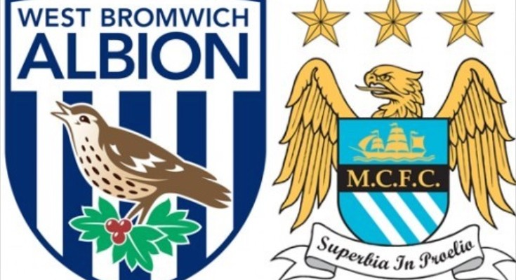 Man City live match stream vs West Brom