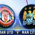 Man Utd vs Man City derby